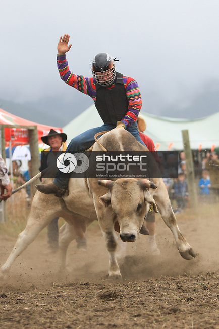Tua Marina Rodeo 2015. Blenheim, New Zealand. Sunday 22 January 2015. Photographer: Ricky Wilson/www.shuttersport.co.nz