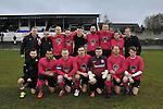 22/04/2016 - Ferns Seniors v Havering Oak - Premier Div cup final - Aveley FC - Uk