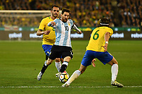 Brazil v Argentina 2017