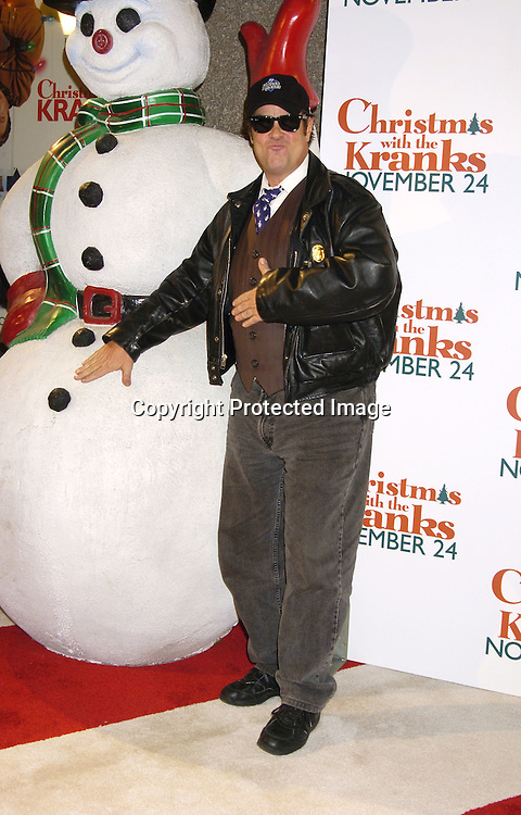 "Dan Aykroyd ..at the World Premiere of ""Christmas with the Kranks"" on ..November 15, 2004 at Radio City Music Hall...Photo by Robin Platzer, Twin Images"