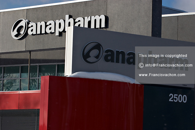 Anapharm  headquarter in Quebec City. Anapharm provids a wide range of services to the pharmaceutical, biotechnology, and generic-drug industries. Anapharm offers a vast array of bioanalytical laboratory services, as well as services in Phase I clinical development, bioequivalence, and regulatory affairs.