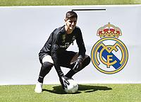 2018.08.09 Presentacion Real Madrid