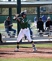 Ricky Gutierrez-Meier - 2020 Central Arizona College Vaqueros (Bill Mitchell)