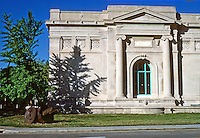 St. Louis: City Art Museum, wing. Cass Gilbert, 1904. Photo '77.