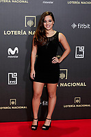 Noelia Franco attends to Fantastic Beasts: The Crimes of Grindelwald film premiere during the Madrid Premiere Week at Kinepolis in Pozuelo de Alarcon, Spain. November 15, 2018. (ALTERPHOTOS/A. Perez Meca) /NortePhoto