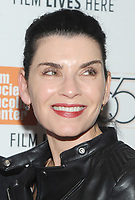 NEW YORK, NY - OCTOBER 11: Julianna Margulies attends the 55th NYFF World Premiere of &quot;Joan Didion: The Center Will Not Hold &quot; at Alice Tully Hall on October 11, 2017 in New York City. <br /> CAP/MPI/JP<br /> &copy;JP/MPI/Capital Pictures