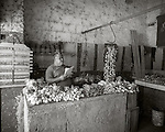 Havana, Cuba: Street vendors and market<br />  in the Regla neighborhood of Havana