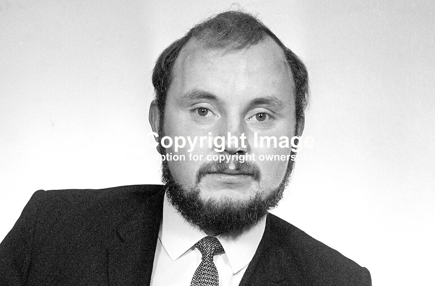 Patrick O'Hanlon, aka Paddy O'Hanlon, MP, South Armagh, Independent, N Ireland Parliament, March 1969. 196903000092<br />