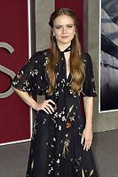 Hera Hilmar at the premiere of 'Mortal Engines at the  Regency Village Theatre in Westwood, California on December 5, 2018. Credit: Action Press/MediaPunch ***FOR USA ONLY***