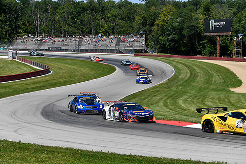 Pirelli World Challenge<br /> Grand Prix of Mid-Ohio<br /> Mid-Ohio Sports Car Course, Lexington, OH USA<br /> Sunday 30 July 2017<br /> Peter Kox<br /> World Copyright: Richard Dole/LAT Images<br /> ref: Digital Image RD_MIDO_17_285