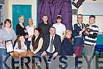 "PLAY: Tim Landers Drama School who will be putting on a play ""IF THESE WALLS COULD TALK"" in Miltown Community Hall on Wednesday 22nd May in their final rehearsals on Monday night at the KDYS Tralee,Front l-r: Fildema Fitzgerald, Katie Ann Harris, Mags Slattery, Tim Landers (Directors) aqnd Siobhan Keane. Back l-r: Caitriona McCauley, Amy Crean, Daniel Tuohy, Jeanie Kelly, Kerry Fleming and James Breen."
