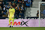 Leganes vs Real Madrid Kiko Casilla during Copa del Rey  match. A quarter of final go. 20180118.