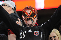 D.C. United United Fan. D.C. United defeated FC Dallas 4-1 at RFK Stadium, Friday March 30, 2012.