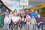 MUSICIAN: The local musicians from O'Neills Camp, Railway Bar, who came out to celebrate Johnny Doyle's 83rd Birthday in O'Neill's camp on Sunday evening.......