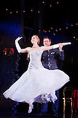 LONDON, ENGLAND - Matthew Bourne's Cinderella performed at Sadler's Wells Theatre