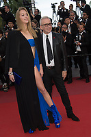 Jean-Paul Gaultier at the premiere for &quot;The Killing of a Sacred Deer&quot; at the 70th Festival de Cannes, Cannes, France. 22 May 2017<br /> Picture: Paul Smith/Featureflash/SilverHub 0208 004 5359 sales@silverhubmedia.com