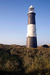 Lighthouse, Spurn Head, Yorkshire, England