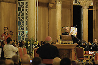 Bishop of Rotterdam Monseigneur Drs. A.H. van Luyn s.d.b.....Official Opening Ceremony of ST. Petrus and Paulus Cathedral (AKA World's largest wooden cathedral)