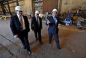 Alex Salmond at Steel Engineering