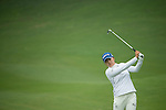 Jin Young Ko of South Korea plays during Round 4 of the World Ladies Championship 2016 on 13 March 2016 at Mission Hills Olazabal Golf Course in Dongguan, China. Photo by Victor Fraile / Power Sport Images
