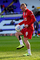 1st February 2020; St Andrews, Birmingham, Midlands, England; English Championship Football, Birmingham City versus Nottingham Forest; Ben Watson of Nottingham Forest warms-up prior to the match