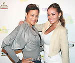 Basketball Wives Shaunie O'Neal  and Evelyn Lozada Attend Greenhouse Presents The 1st Annual Welcome To The League Party During NFL Draft Week hosted by Pro-bowler Jason Babin and 2 Time Superbowl Champ Jarvis Green  at Greenhouse, NY 4/28/11