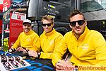 Autographs - FIA WEC 6 Hours of Silverstone 2017