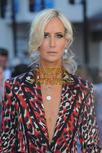 LONDON, ENGLAND - JUNE 30: Lady Victoria Hervey attends the European Premiere of Magic Mike XXL at Vue West End on June 30, 2015 in London, England.<br /> CAP/BEL<br /> &copy;Tom Belcher/Capital Pictures