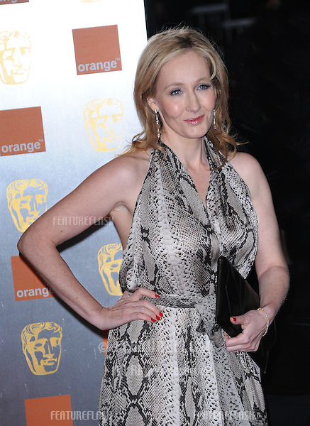 JK Rowling at the Orange British Academy Film Awards..February 13, 2011  London, UK.Picture: Anne-Marie Michel / Featureflash