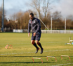 Bruno Alves working extra hard to shake off an injury before tomorrow's match