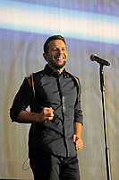 LONDON, ENGLAND - SEPTEMBER 9: Lee Latchford-Evans of 'Steps' performing at BBC Proms in The Park, Hyde Park on September 9, 2017 in London, England.<br /> CAP/MAR<br /> &copy;MAR/Capital Pictures