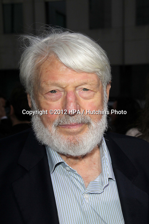 """LOS ANGELES - OCT 4:  Theodore Bikel arrives at the """"ARGO"""" Premiere at Samuel Goldwyn Theater on October 4, 2012 in Beverly Hills, CA"""