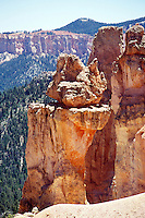 GEOLOGY OF THE COLORADO PLATEAU<br /> Hoodo Formation In Bryce Canyon NP<br /> The Colorado Plateau Province consists of tablelands with moderate to considerable relief in Arizona, New Mexico, and Utah