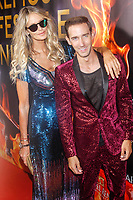 MALLORCA, SPAIN &ndash; AUGUST 02:Elle Macpherson attend the Remus Lifestyle party 2018 at the Llaut hotel in Palma de Mallorca, Spain on the 2nd of August of 2018.Elle Macpherson and Marcel Remus attend the Remus Lifestyle party 2018 at the Llaut hotel in Palma de Mallorca, Spain on the 2nd of August of 2018.  ***NO SPAIN***<br /> CAP/MPI/RJO<br /> &copy;RJO/MPI/Capital Pictures