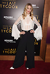 HOLLYWOOD, CA - JULY 27:  Actress/model Jaime King arrives at the Premiere Of Amazon Studios' 'The Last Tycoon' at the Harmony Gold Preview House and Theater on July 27, 2017 in Hollywood, California.