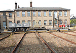 Part of the Great Western Railway workshops built in the mid nineteenth century, Swindon, England, UK