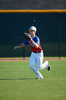 Ethan Pack during the Under Armour All-America Tournament powered by Baseball Factory on January 18, 2020 at Sloan Park in Mesa, Arizona.  (Zachary Lucy/Four Seam Images)