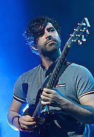 The Foals @ the HMV Picture house, Edinburgh..All pictures must be credited to www.universalnewsandsport.com (Office) 0844 884 51 22