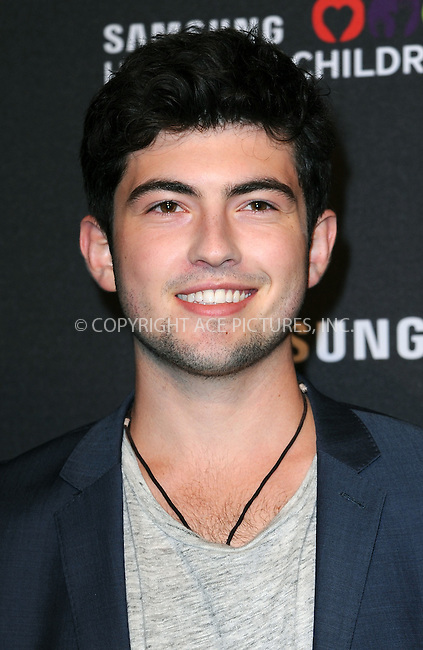WWW.ACEPIXS.COM<br /> September 17, 2015 New York City<br /> <br /> Ian Nelson attending the Samsung Hope for Children Gala 2015 at Hammerstein Ballroom on September 17, 2015 in New York City.<br /> <br /> Credit: Kristin Callahan/ACE Pictures<br /> <br /> Tel: (646) 769 0430<br /> e-mail: info@acepixs.com<br /> web: http://www.acepixs.com
