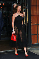 NEW YORK, NY - JUNE 7: Bella Hadid  seen on June 7, 2018 in New York City. <br /> CAP/MPI/DC<br /> &copy;DC/MPI/Capital Pictures