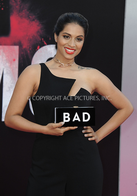 www.acepixs.com<br /> <br /> July 26 2016, LA<br /> <br /> Lilly Singh arriving at the premiere of 'Bad Moms' at the Mann Village Theatre on July 26, 2016 in Westwood, California.<br /> <br /> By Line: Peter West/ACE Pictures<br /> <br /> <br /> ACE Pictures Inc<br /> Tel: 6467670430<br /> Email: info@acepixs.com<br /> www.acepixs.com
