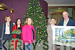 ARTY BITS: Organisers and artists hoping to follow on from last years successful Arty Bits Christmas Arts & Crafts Fair to be held this year in The Fels Point Hotel on Sunday 7th December are l-r: Anuska Wolf (Antique Goldsmith), Suzanne Raggett (Kerry Wedding Flowers), Georgina Maher (Arty Bits), Jacqui Dowling (Fels Point Hotel) and Michael O'Regan (The Snuggie Gallery).   Copyright Kerry's Eye 2008