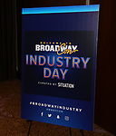 Industry Day during Broadwaycon at New York Hilton Midtown on January 11, 2019 in New York City.
