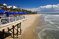 Fisherman's Restaurant On The Pier In San Clemente California