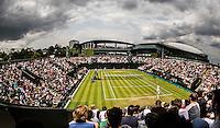 Ambience<br /> <br /> Tennis - The Championships Wimbledon  - Grand Slam -  All England Lawn Tennis Club  2013 -  Wimbledon - London - United Kingdom - Wednesday 26th June  2013. <br /> &copy; AMN Images, 8 Cedar Court, Somerset Road, London, SW19 5HU<br /> Tel - +44 7843383012<br /> mfrey@advantagemedianet.com<br /> www.amnimages.photoshelter.com<br /> www.advantagemedianet.com<br /> www.tennishead.net