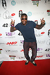 WBO Middleweight Champion Peter Quillin AKA Kid Chocolate Attends Wendy Williams 50th Birthday Party Held at the Out Hotel, NY