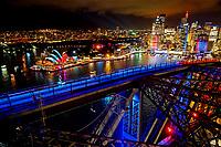 Vivid 2017 - Bridge Climb High Res