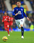 James McCarthy of Everton - Everton vs. Leicester City - Barclay's Premier League - Goodison Park - Liverpool - 22/02/2015 Pic Philip Oldham/Sportimage
