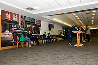 Sinclair Suite during the Sky Bet Championship match between Swansea City and Millwall at the Liberty Stadium in Swansea, Wales, UK. Saturday 09 February 2019