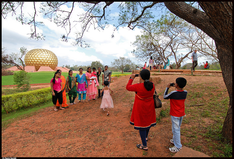 Auroville 2012
